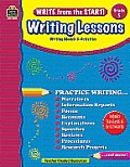 Writing Lessons, Grade 5: Writing Models & Activities for Day-To-Day Practice