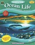 Exploring Ocean Life Grades 1 2 with Transparencys