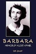 Barbara: Memoir of a Love Affair