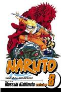 Naruto #08: Life-And-Death Battles
