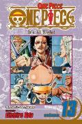 One Piece #13: One Piece: Volume 13 Cover