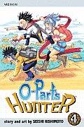 O-Parts Hunter, Volume 4