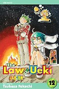 The Law of Ueki, Volume 12