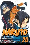"""Naruto  #25                                                                                  """" #25: Naruto: Volume 25"""