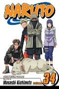Naruto, Volume 34: The Reunion