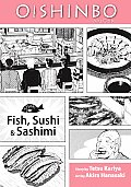 Oishinbo: Fish, Sushi and Sashimi (A la Carte) Cover