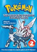 Complete Pokemon Pocket Guide 2 246 to 491 Larvitar to Dakrai