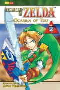 The Legend of Zelda, Volume 2: Ocarina of Time (Legend of Zelda) Cover