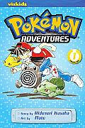 Pokémon Adventures: #1