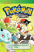 Pokemon Adventures #02: Pokemon Adventures, Volume 2 Cover