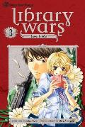 Library Wars: Love & War #03: Library Wars: Love & War, Volume 3