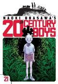 Naoki Urasawa's 20th Century Boys #21: Naoki Urasawa's 20th Century Boys, Volume 21