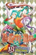 D. Gray-Man #18: D.Gray-Man, Volume 18