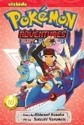 Pokemon Adventures 18
