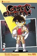 Case Closed #44: Case Closed, Volume 44