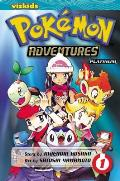 Pokemon Adventures Platinum #1: Pokemon Adventures, Volume 1: Diamond and Pearl: Platinum