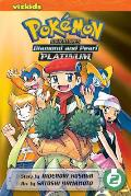Pokemon Adventures Platinum #2: Pokemon Adventures: Diamond and Pearl/Platinum, Vol. 2