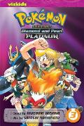 Pokemon Adventures Platinum #03: Pokemon Adventures: Diamond and Pearl/Platinum, Volume 3