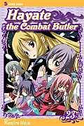Hayate the Combat Butler #23: Hayate the Combat Butler, Vol. 23