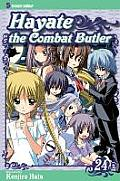 Hayate the Combat Butler #24: Hayate the Combat Butler, Volume 24