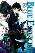 Blue Exorcist #02: Blue Exorcist, Volume 2