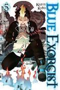 Blue Exorcist #05: Blue Exorcist, Volume 5