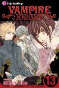 Vampire Knight #13: Vampire Knight, Volume 13