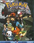 Pokemon Black and White #01: Pokemon Black and White, Volume 1 Cover