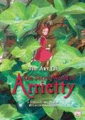The Art of the Secret World of Arrietty (Art of Arrietty) Cover