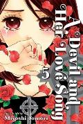 Devil & Her Love Song #05: A Devil and Her Love Song, Volume 5 Cover