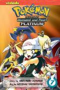Pokemon Adventures Diamond & Pearl Platinum 7