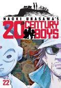 Naoki Urasawa's 20th Century Boys #22: Naoki Urasawa's 20th Century Boys, Volume 22