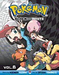 Pokemon Black and White #08: Pokemon Black and White, Volume 8