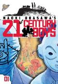 Naoki Urasawa's 20th Century Boys #01: Naoki Urasawa's 21st Century Boys, Volume 1