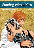 Kiss Ariki #2: Starting with a Kiss, Vol. 2 (Yaoi Manga)