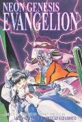 Neon Genesis Evangelion #1: Neon Genesis Evangelion 3-In-1 Edition, Vol. 1