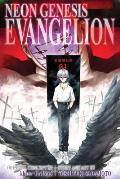Neon Genesis Evangelion 3 In 1 Edition Volume 4