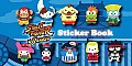 Street Fighter X Sanrio Sticker Book [With Stickers] Cover
