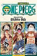 One Piece Omnibus #28-3: One Piece: Skypeia, Volume 28-30