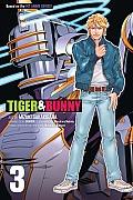 Tiger & Bunny #03: Tiger & Bunny, Volume 3