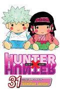 Hunter X Hunter, Volume 31