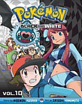 Pokemon Black and White #10: Pokemon Black and White, Volume 10