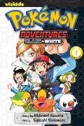 Pokemon Adventures: Black and White, Vol. 1 (Pokemon) Cover