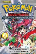 Pokemon #2: Pokemon Adventures: Heart Gold Soul Silver, Vol. 2