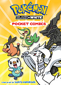 Pokemon Pocket Comics: Black &amp; White (Pokemon) Cover