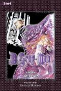 D.Gray-Man, Volumes 10-12