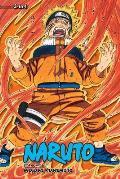 Naruto 3-In-1 #09: Naruto 3-In-1, Volume 9: Volumes 25, 26, 27