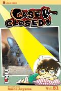 Case Closed #51: Case Closed, Vol. 51