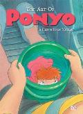 The Art of Ponyo (Ponyo on the Cliff)