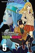 Tiger & Bunny #5: Tiger & Bunny, Volume 5